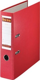 Bene No.1 file A4, 8cm, red (291400rt)