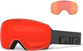 Giro Agent grey wordmark/vivid ember/vivid infrared (7094201)
