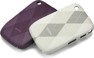 Dicota Hard Cover für BlackBerry Curve 8520/8530 grau (D30235)