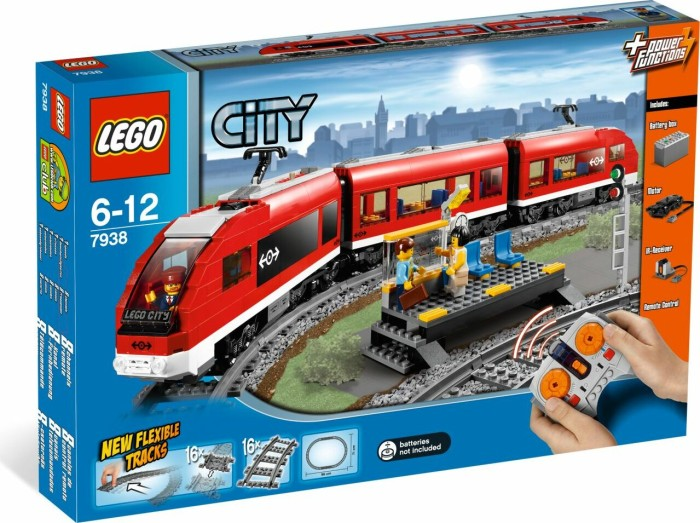 LEGO - City Trains - Passenger Train (7938) -- via Amazon Partnerprogramm