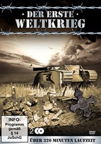 Der erste Weltkrieg (DVD)