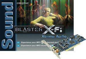Creative Sound Blaster X-Fi Xtreme Audio, PCI (70SB079002000/70SB079002007)