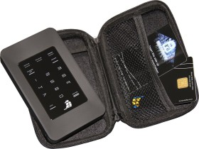 Digittrade HS256 High Security 250GB, USB 2.0 Micro-B/FireWire 800 (HS256-240SSD)