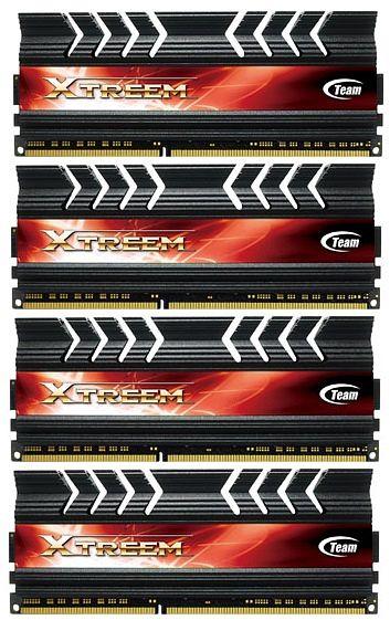 TeamGroup Xtreem DIMM Kit 16GB, DDR3-2666, CL11-13-13-35 (TXD316G2666HC11CDCF01)