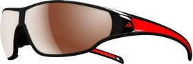 adidas Tycane S shiny black-red/LST polarized (a192/00 6051)