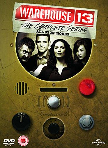 Warehouse 13 Complete Series Season 1-5 (UK) -- via Amazon Partnerprogramm