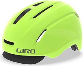 Giro Caden LED Helm matte highlight yellow