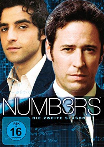 Numb3rs Season 2 -- via Amazon Partnerprogramm