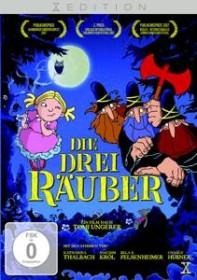 Die drei Räuber (DVD)