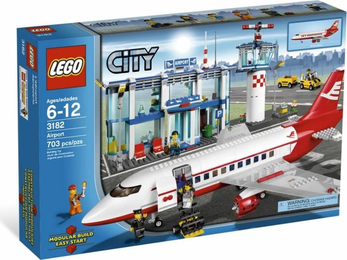 LEGO - City Airport - Airport (3182) -- via Amazon Partnerprogramm