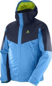 Salomon Stormseeker ski jacket hawaiian/night sky (men) (397370)