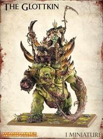 Games Workshop Warhammer Age of Sigmar - Maggotkin of Nurgle - The Glottkin (99120201040)
