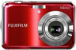 Fujifilm FinePix AV230 red