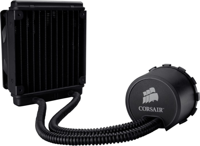 Corsair Hydro Series  H50 (Sockel 1150/1155/1156/1366/2011) (CWCH50)