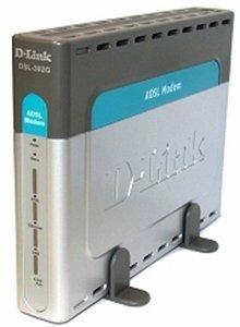 D-Link DSL-360T, ADSL, LAN