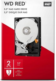 Western Digital WD NAS 3TB, SATA 6Gb/s, retail (WDBMMA0030HNC)