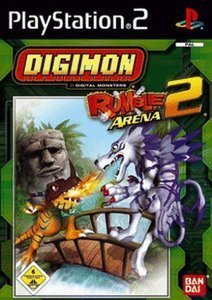 Digimon Rumble Arena 2 (niemiecki) (PS2)