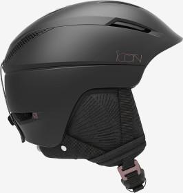 Salomon Icon² C.Air Helm schwarz (Damen) (408372)
