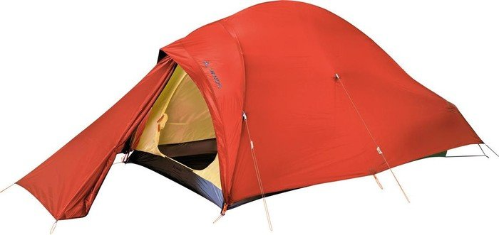 VauDe Hogan Ultralight dome tent -- ©globetrotter.de 2009