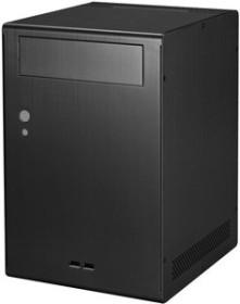 Lian Li PC-Q07B USB 2.0 schwarz, Mini-ITX