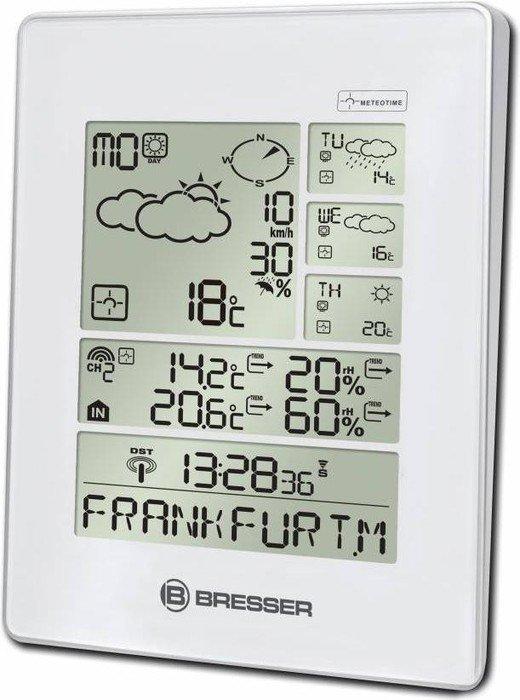 Bresser 4Cast LX Funkwetterstation Digital (7002000)