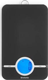 Brabantia Tasty+ electronic kitchen scale dark grey (122644)