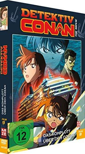 Detektiv Conan Film 9 - Das Komplott über dem Ozean -- via Amazon Partnerprogramm