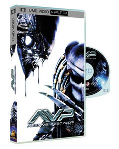 Alien vs. Predator (UMD-Film) (PSP)