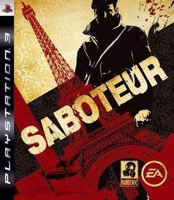 The Saboteur (englisch) (PS3)