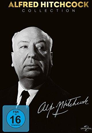 Alfred Hitchcock Collection Box (14 DVDs) -- via Amazon Partnerprogramm