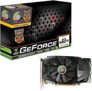 Point of View GeForce GTX 560 Ti TGT Charged Single Fan, 1GB GDDR5, 2x DVI, mini HDMI (TGT-560-A1-C-S)