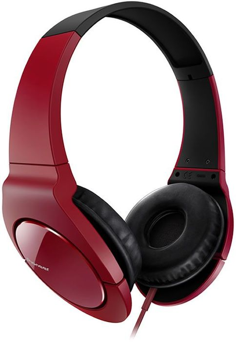 Pioneer SE-MJ721 red/black (SE-MJ721-OA)