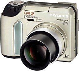 Olympus Camedia C-725 Ultra zoom (różne zestawy)