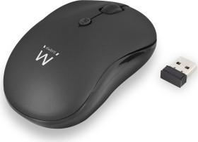 Ewent Wireless Mouse 1600dpi schwarz, USB (EW3232)
