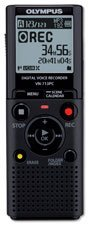 Olympus VN-713PC digital voice recorder