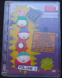 South Park Vol. 2 -- © bepixelung.org
