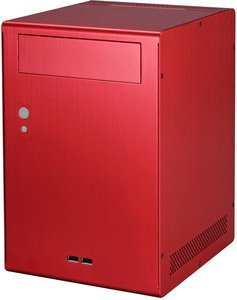 Lian Li PC-Q07R red, mini-ITX