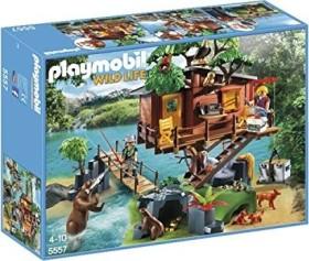 playmobil Wild Life - Abenteuer-Baumhaus (5557)