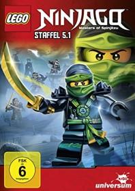 LEGO Ninjago Season 5.1 (DVD)