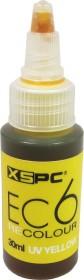 XSPC EC6 Coolant UV Yellow, water additive, UV-active, 30ml