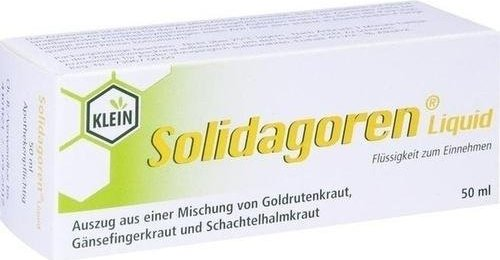 Solidagoren liquid liquid, 50ml