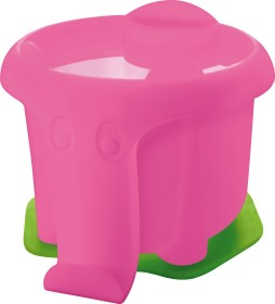 Pelikan Wasserbecher Elefant mit Pinselhalter, rosa (808998)