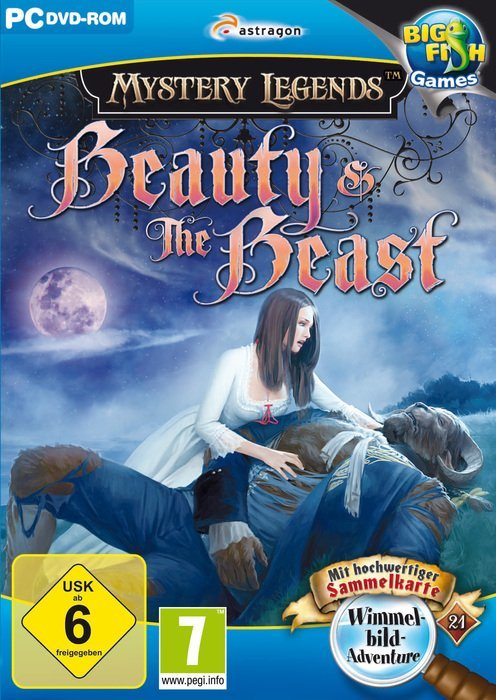 Mystery Legends: beauty and the Beast (English) (PC)