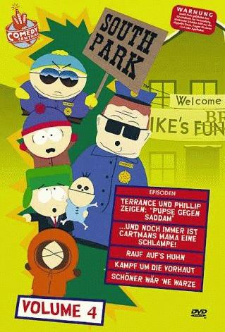 South Park Vol.  4 -- via Amazon Partnerprogramm
