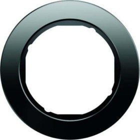 Berker Serie R.classic Rahmen 1fach, schwarz (10112016)