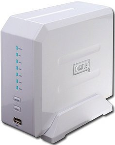 Digitus DN-7024, USB 2.0/Gb LAN