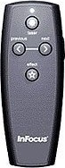 InFocus HW-PRESENTER remote control -- via Amazon Partnerprogramm