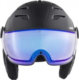 Alpina Jump 2.0 VM Helm schwarz matt (A9210X31)