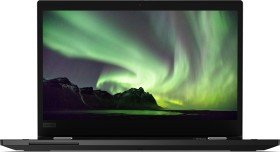 Lenovo ThinkPad L13 Yoga schwarz, Core i5-10210U, 8GB RAM, 256GB SSD, Fingerprint-Reader, IR-Kamera, World Facing Camera, Windows 10 Pro, UK (20R50007UK)