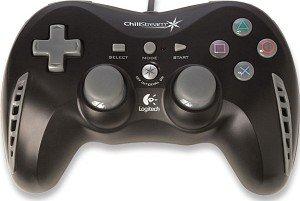 Logitech ChillStream Gamepad schwarz (PS3) (963497-0914)